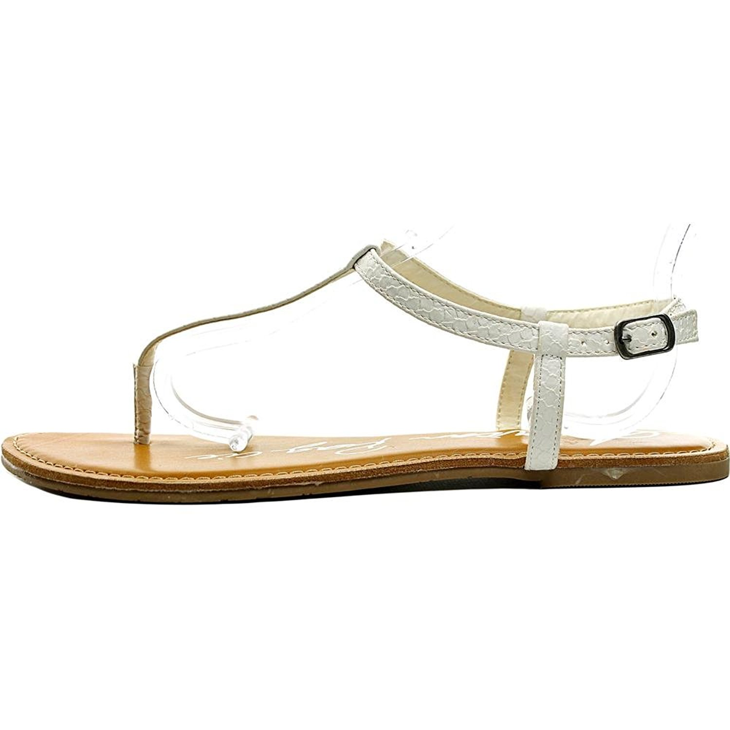 a0f3d3699fe3 American Rag Womens Krista Open Toe Casual T-Strap Sandals