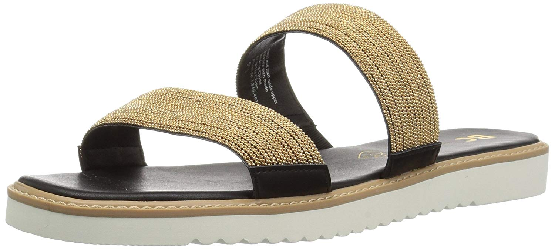 5adceaad6a8 BC Footwear Women s Grand Prize Flat Sandal
