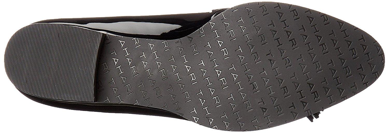 48ba1439650 Tahari Womens Looker Almond Toe Loafers