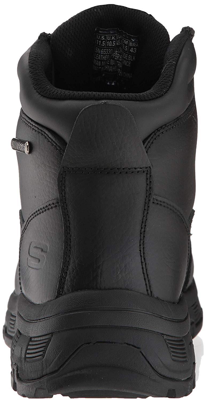 183c5f745580f Skechers Men's Morson-Sinatro Hiking Boot, Black, Size 10.0 hHxl ...