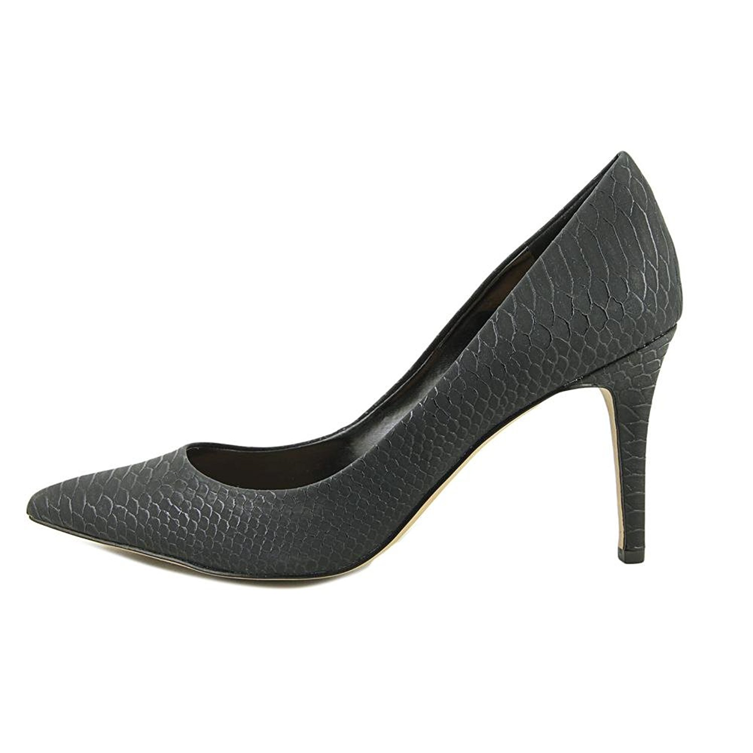 Jessica Simpson Womens Levin Pointed Toe Classic Pumps, Black, Size 8.5 uYib