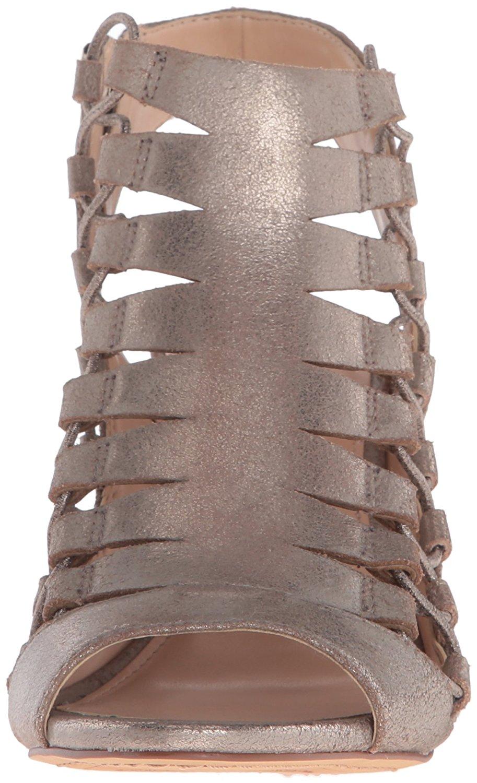 cinturino Camuto Leather Peep con Sandali Womens Toe Vince casual Eliaz 6H7WBvcvq