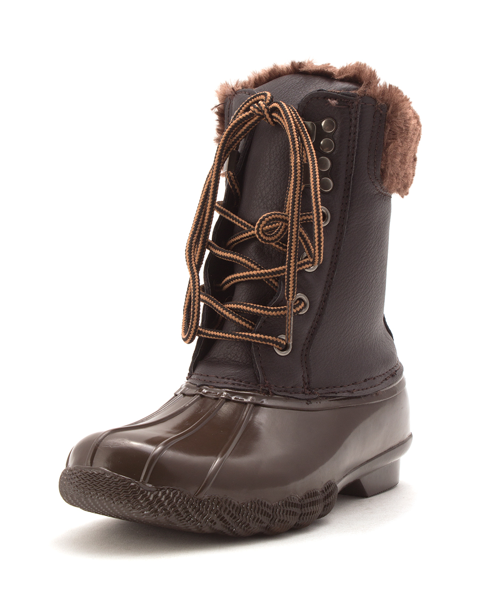 2f5488d6605 Steve Madden Womens T STORM Closed Toe Ankle Cold Weather
