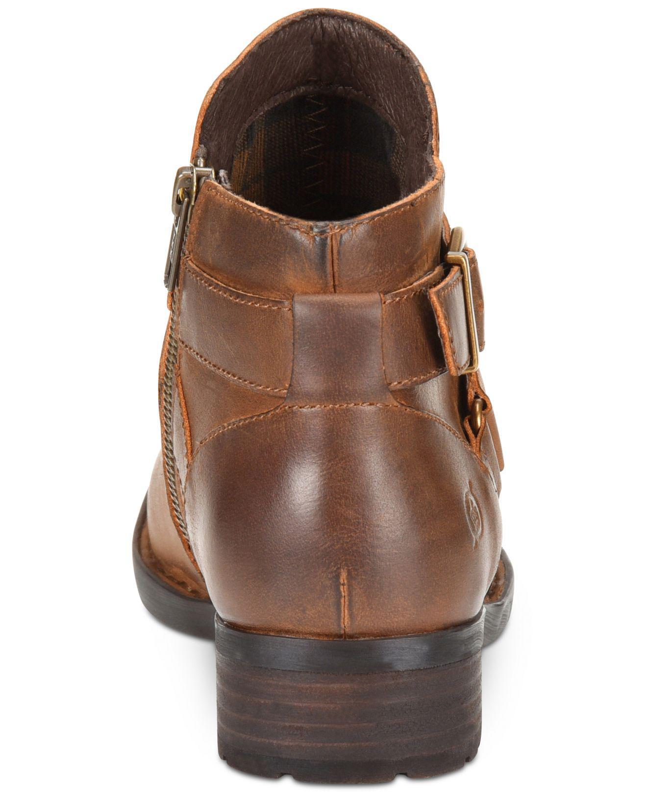 moda taglia marrone alla donna Kr6o in montatura pelle martellata chiusa 6 a Stivali con da 5 punta qtOwxRnAp