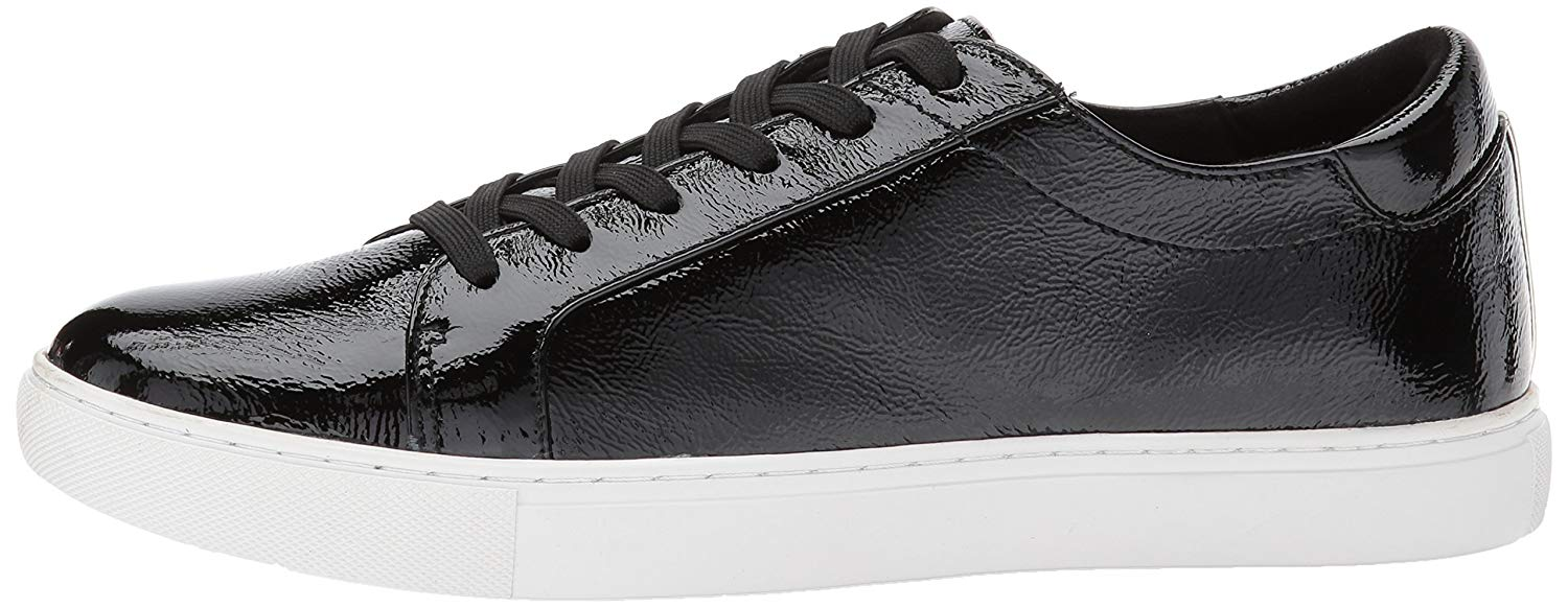 40a30f176d9 Kenneth Cole New York Womens KAM TECHNI -COLE Leather Low Top Lace Up  Fashion.
