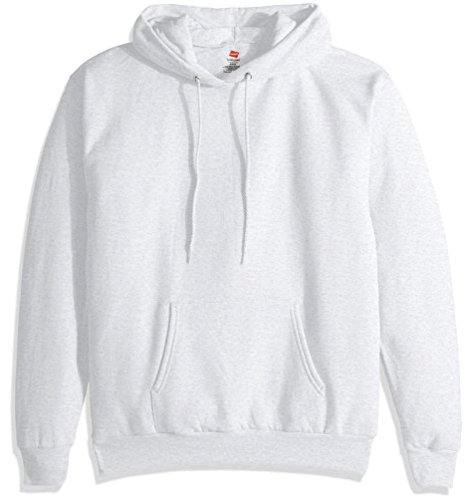 Hanes Men/'S Pullover Ecosmart Fleece Hooded Sweatshirt Black Xxx-Large