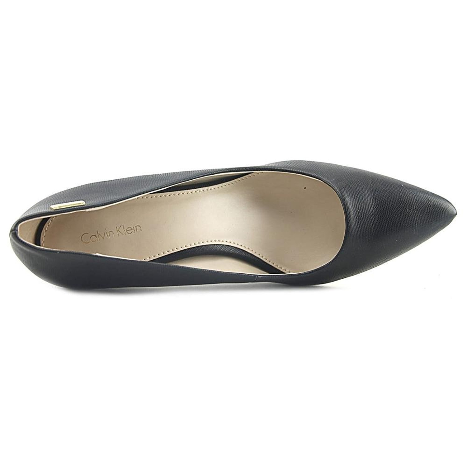 f0ff7e6513f2 Calvin Klein Womens kimberly mini Closed Toe Classic