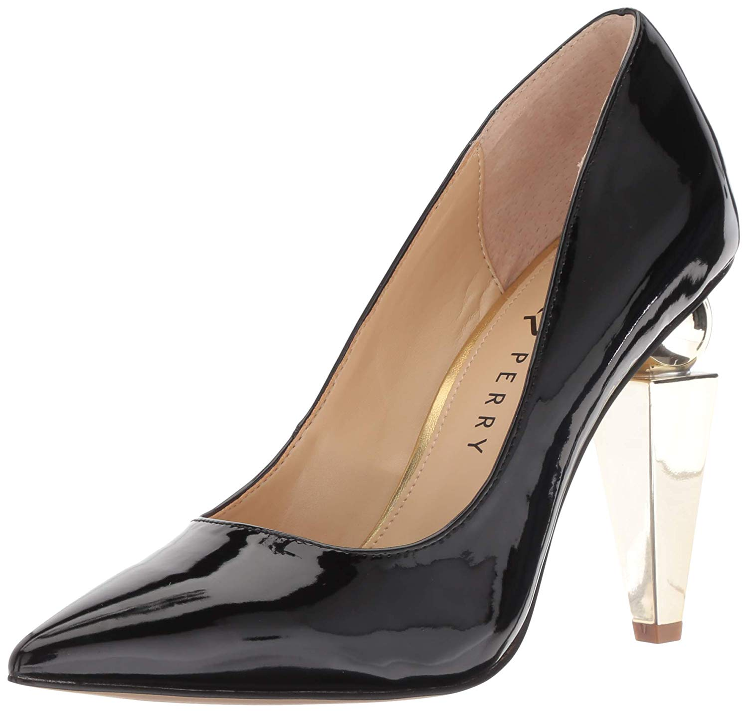 fc76d62fc Katy Perry Womens KP0559 Pointed Toe Ankle Wrap Classic Pumps