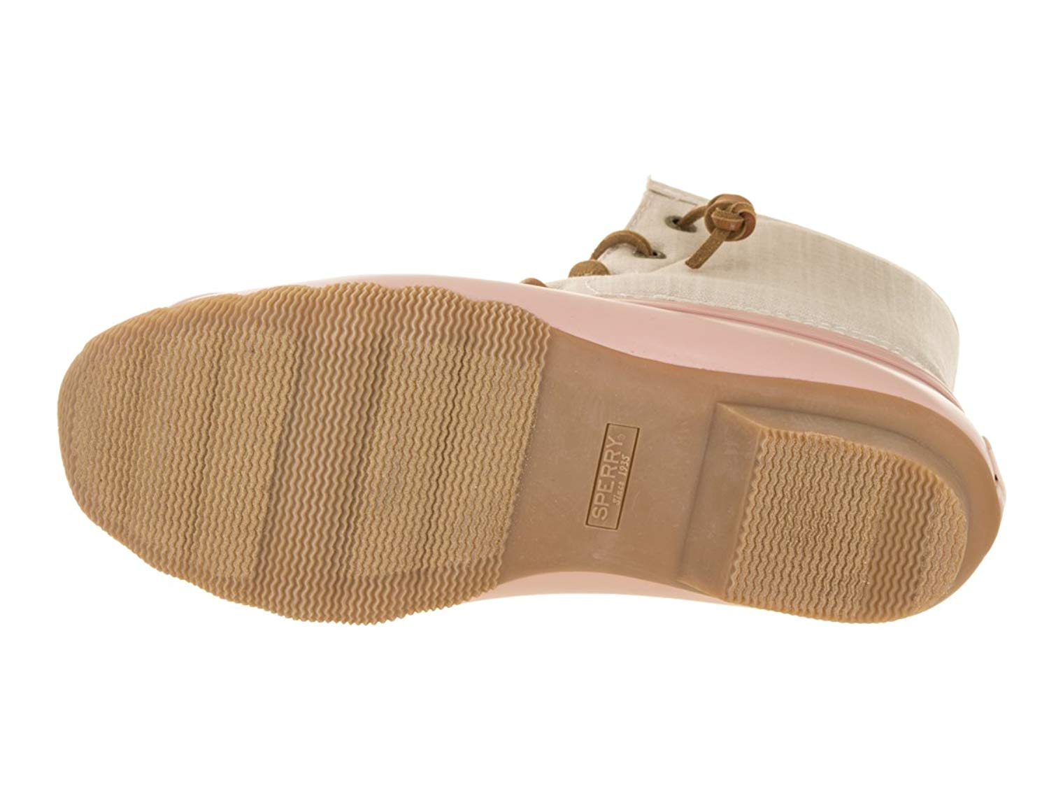 3893731ef06 Sperry Womens Saltwater Canvas Duck Boot