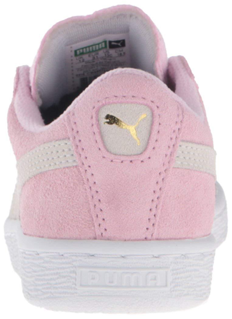 PUMA Kids  Suede Ps Sneaker 002744da5