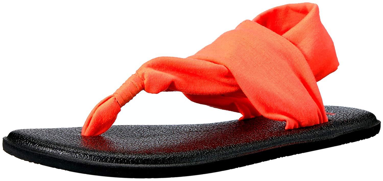 da8022a48781f2 Sanuk Kids  Yoga Sling Burst Sandal