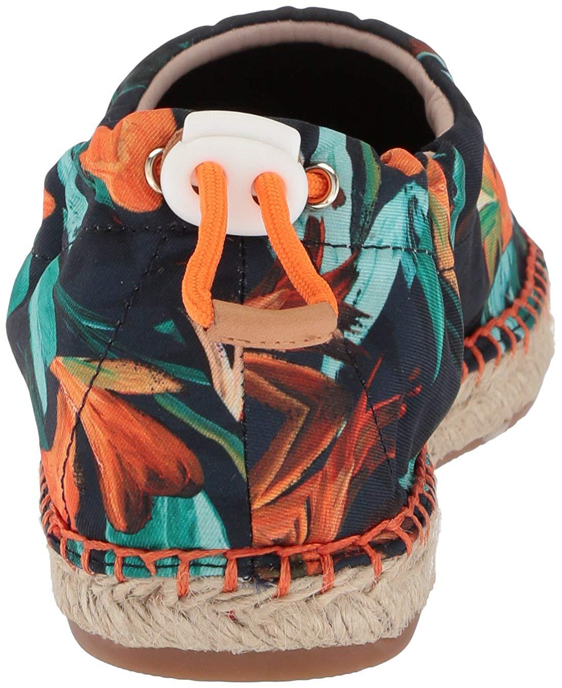 8010d25f9fd Nine West Women s Vallaint Fabric Loafer Flat