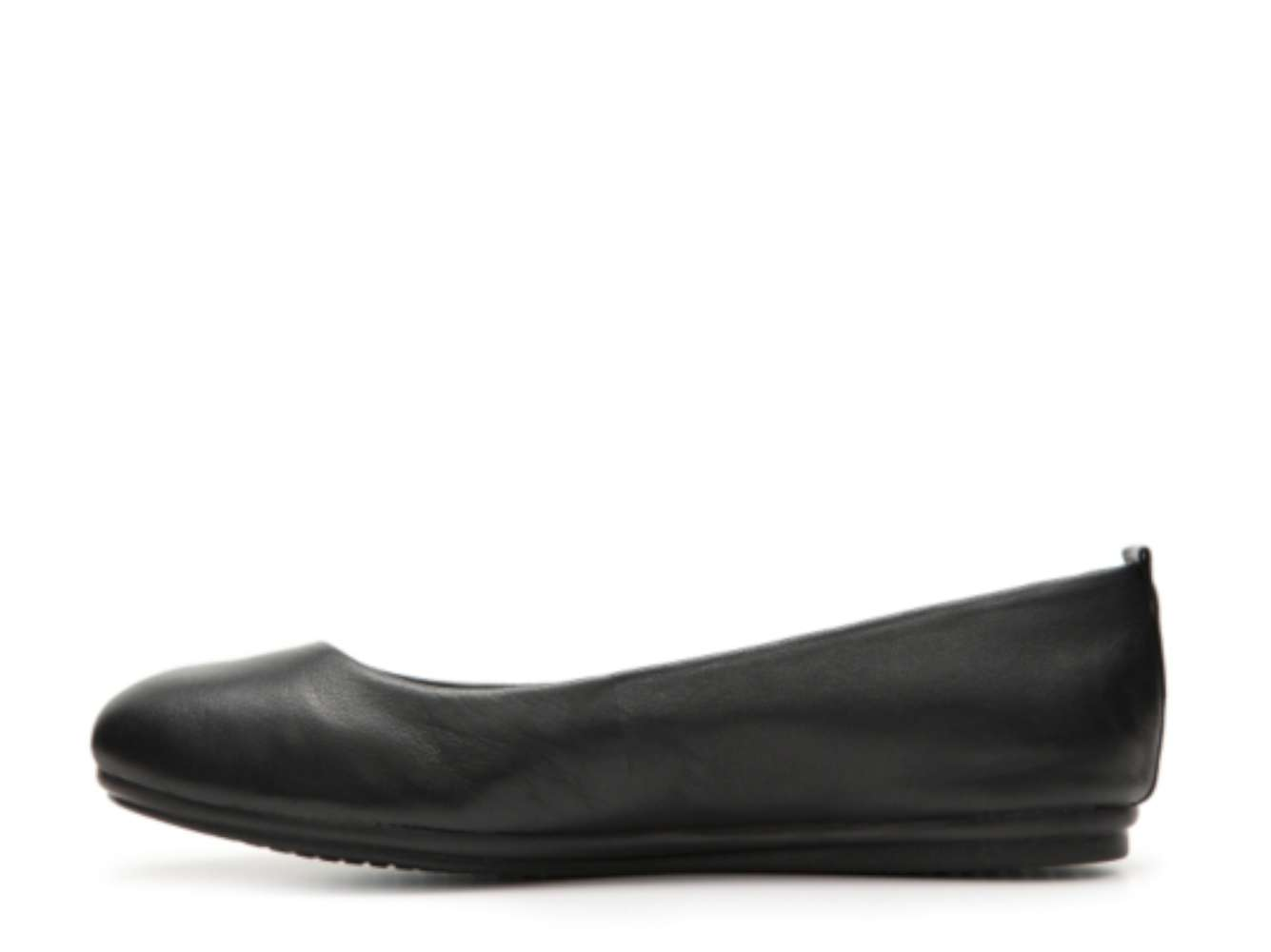 70fb362151 Easy Spirit Womens Getcity Leather Closed Toe Ballet, Black leather, Size  9.0 PA