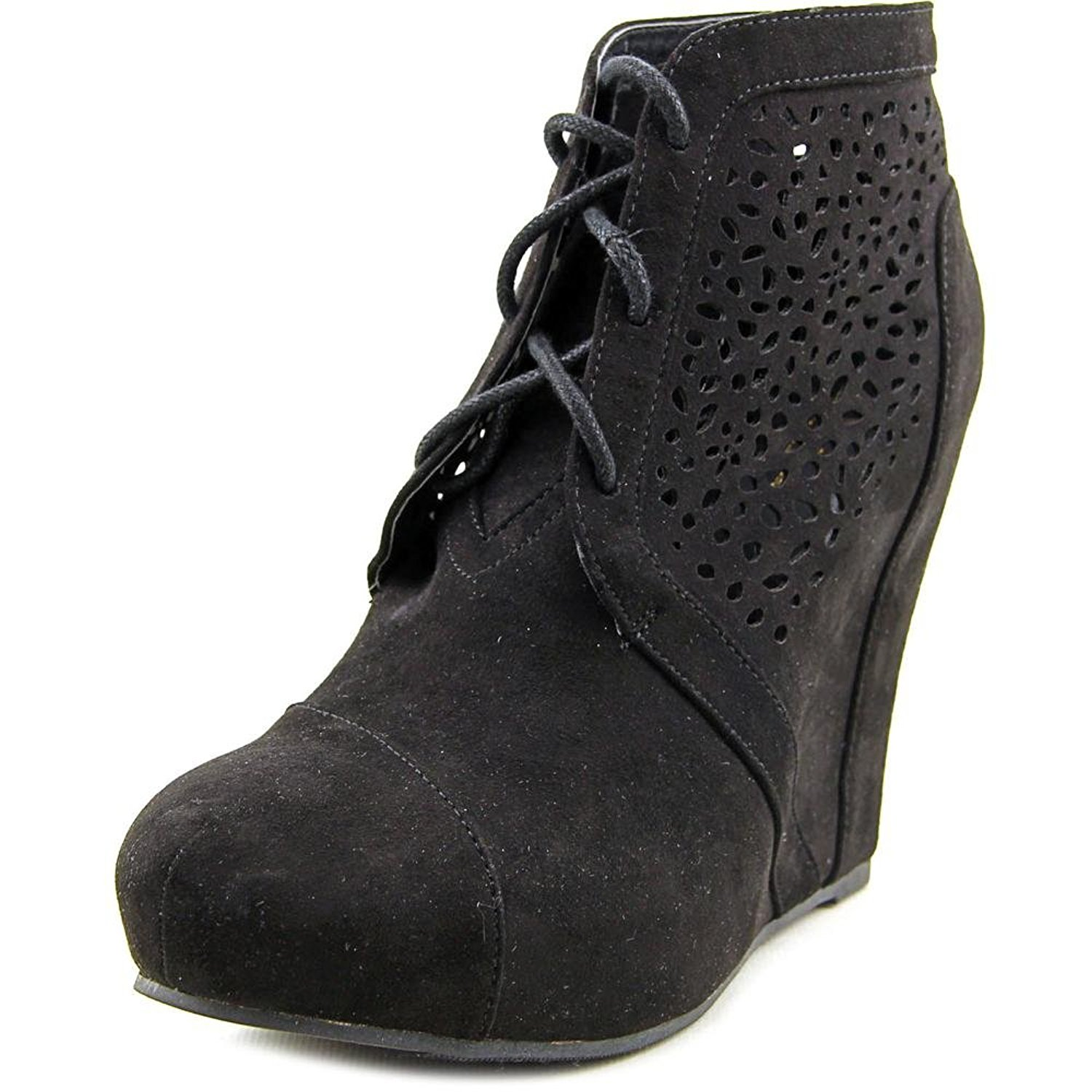 523ebfba2b63 Shï by Journeys Womens FREE SPIRIT Closed Toe Ankle Fashion Boots
