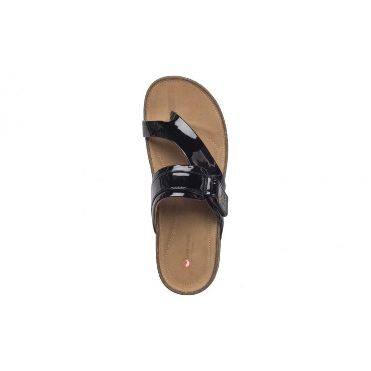 b50f43fd6f6 CLARKS Womens Rosilla Durham Open Toe Casual Slide Sandals