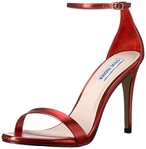 22077a312d8 Details about Steve Madden Womens stecy m Open Toe Casual Ankle Strap  Sandals