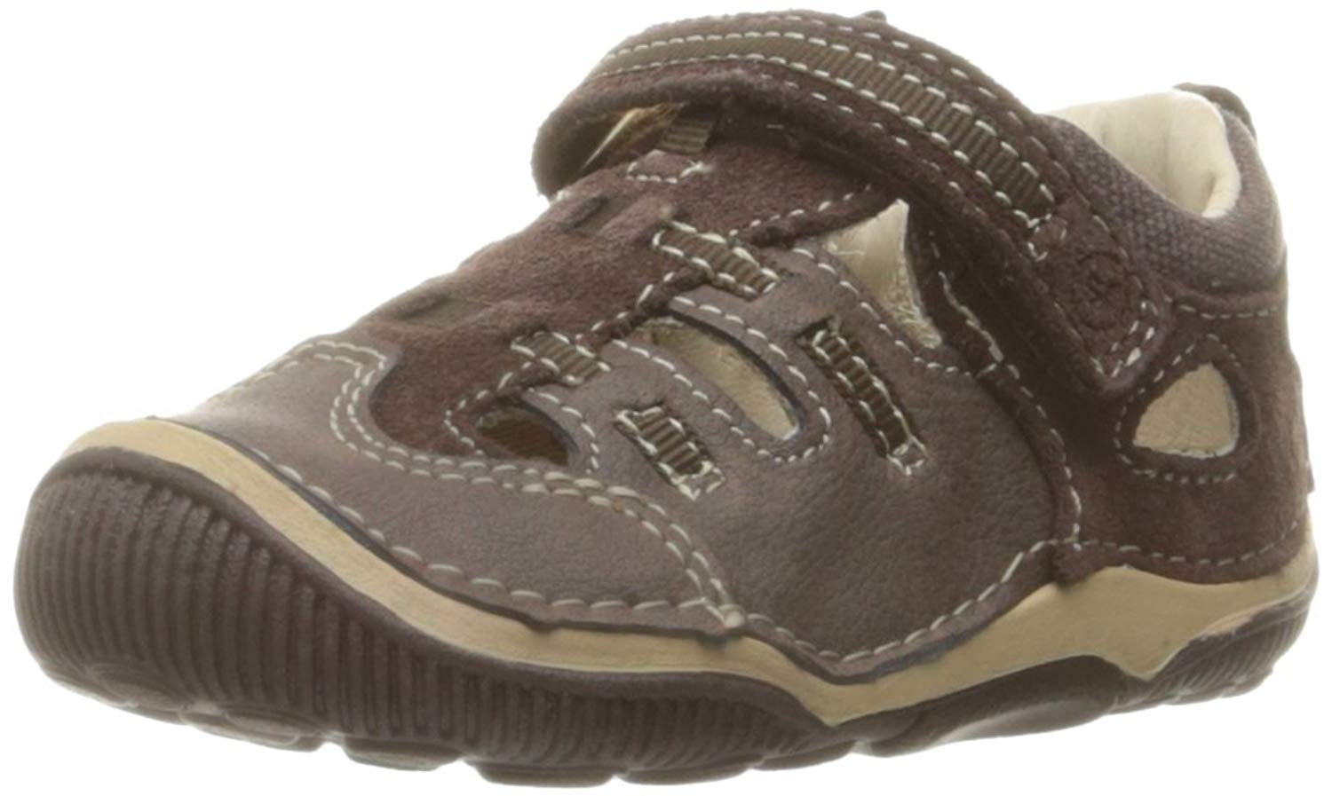 Kids Stride Rite Boys Spt Reggie Low Top Water, Brown ...