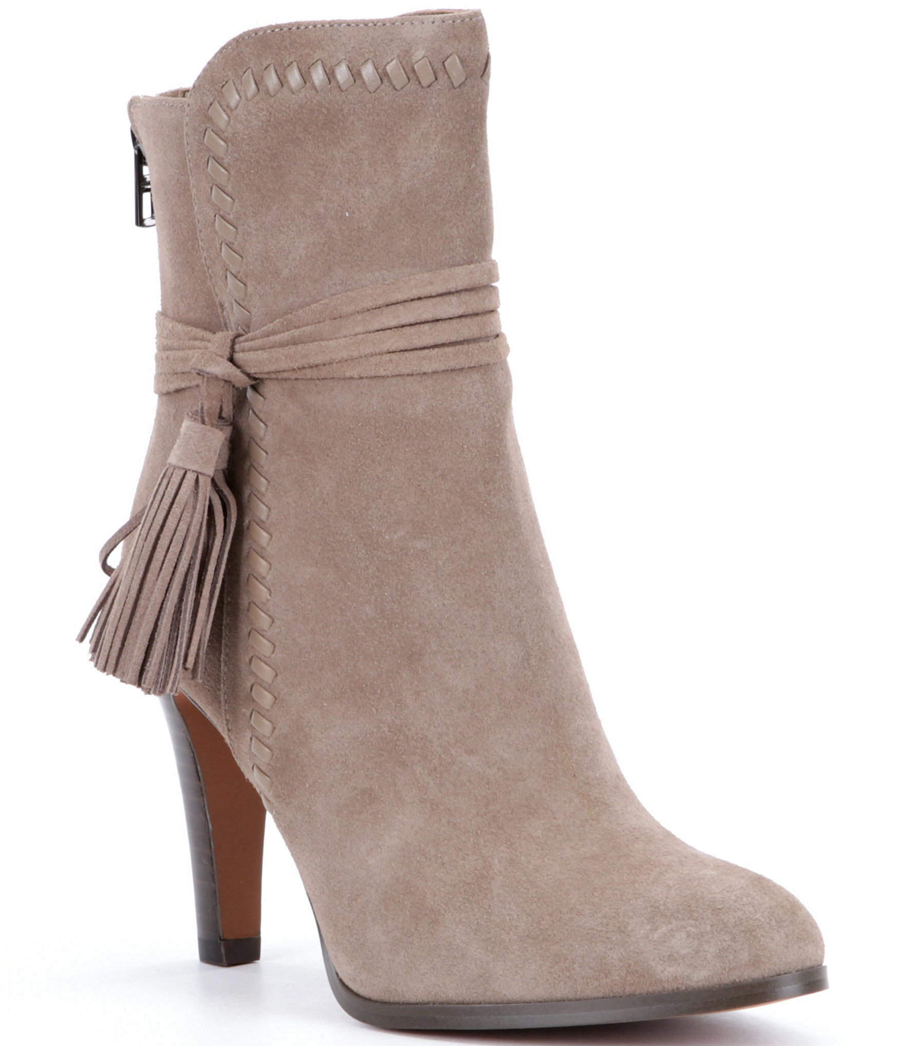 Womens Jessie Closed Toe Ankle Fashion Boots