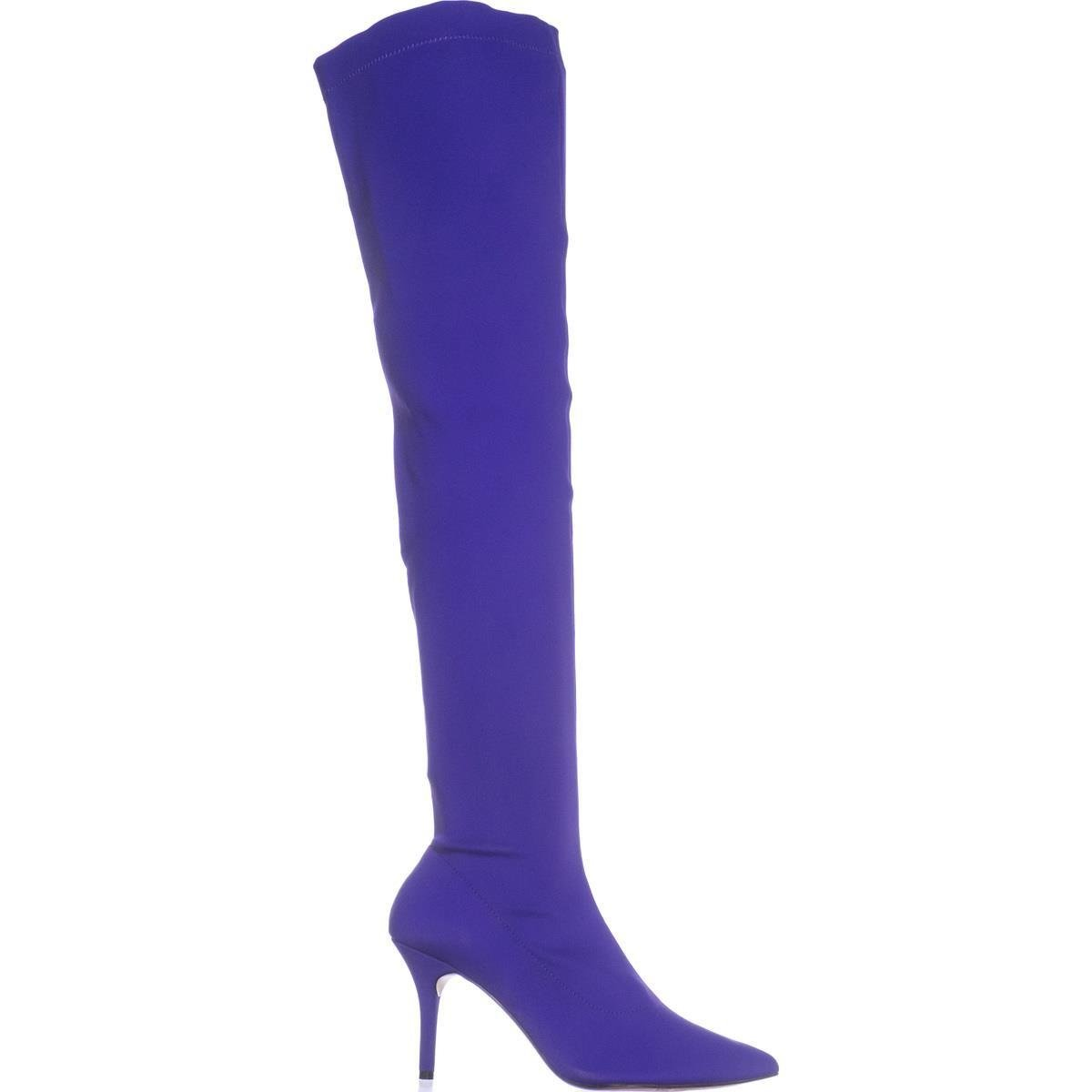 bb38506cc INC International Concepts Womens Zaliaa Pointed Toe Over Knee ...