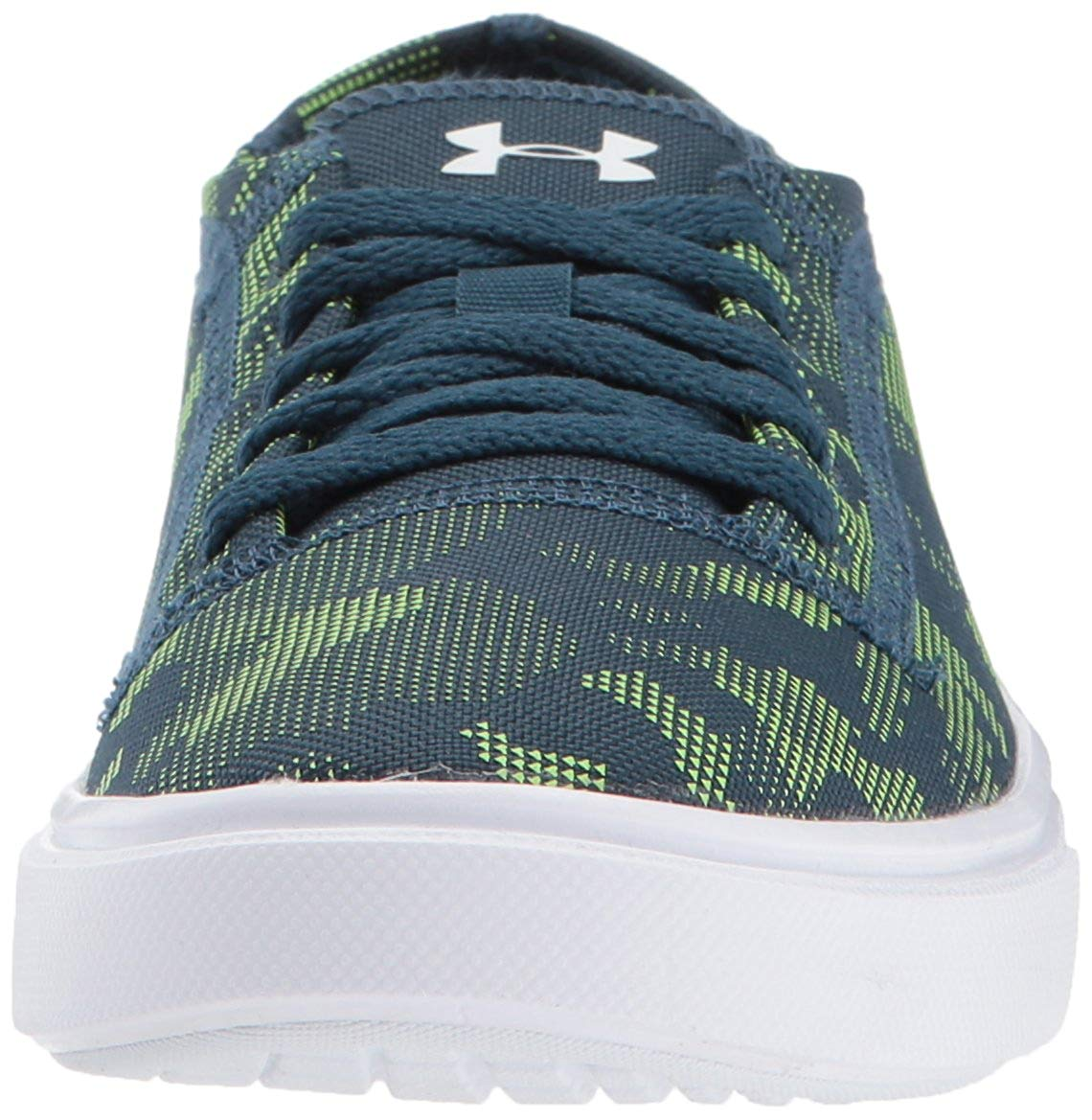 ec3bc2be23 Details about Kids Under Armour Girls KickIt2 low Low Top Lace Up, Green,  Size 12K US /