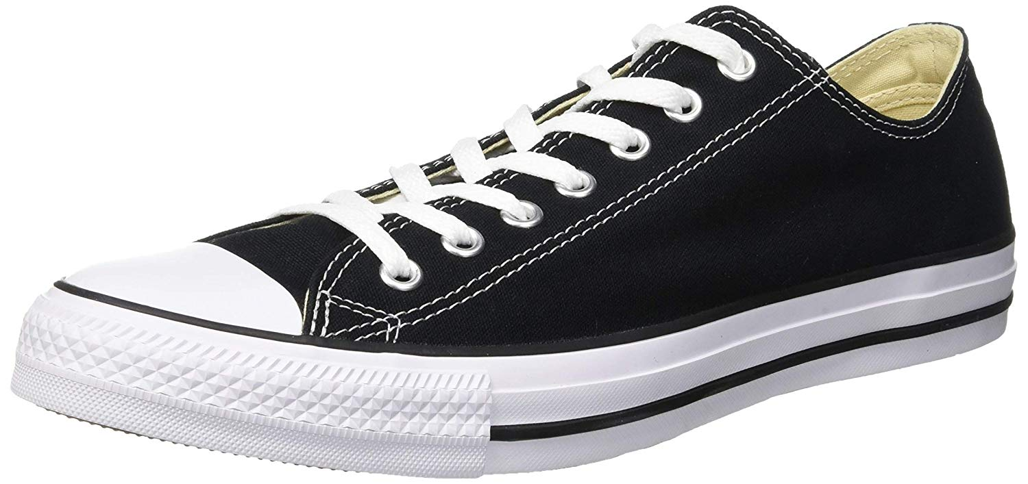 9bfb5b0c9309 Converse Womens All Star Ox Low Top Lace Up Fashion Sneakers