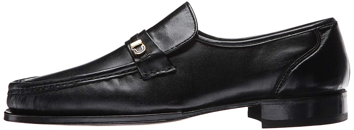 982ae43c530 Florsheim Mens Como Imperial Leather Closed Toe Penny Loafer