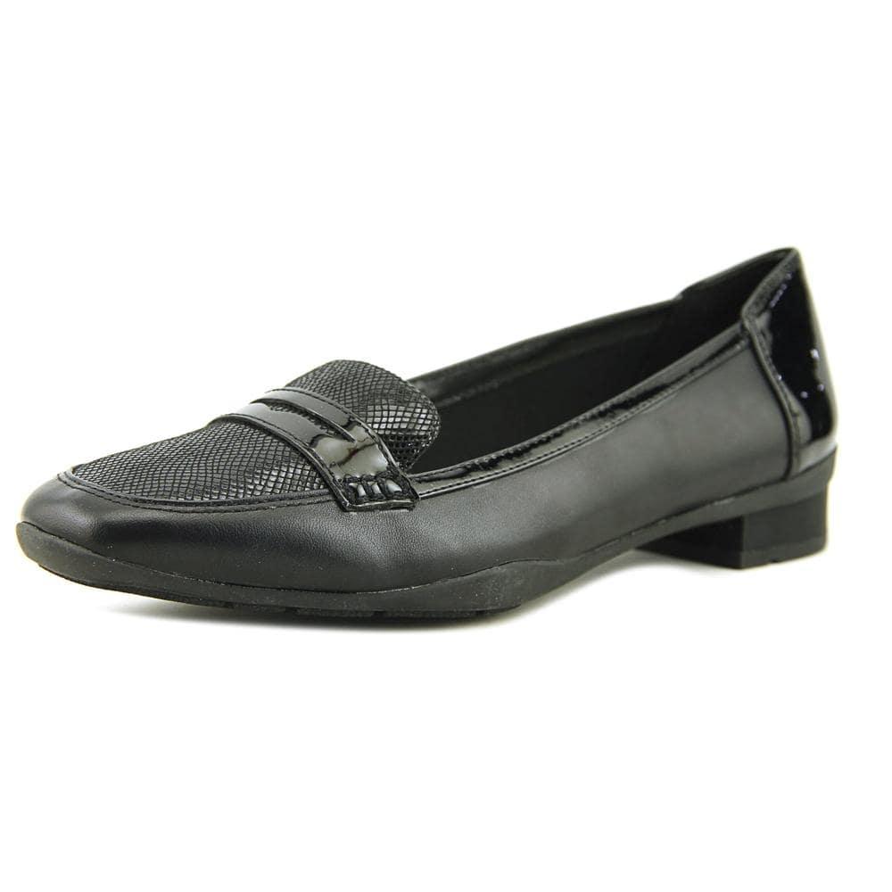 9f9ead9e8e8 Anne Klein Womens romy Closed Toe Loafers