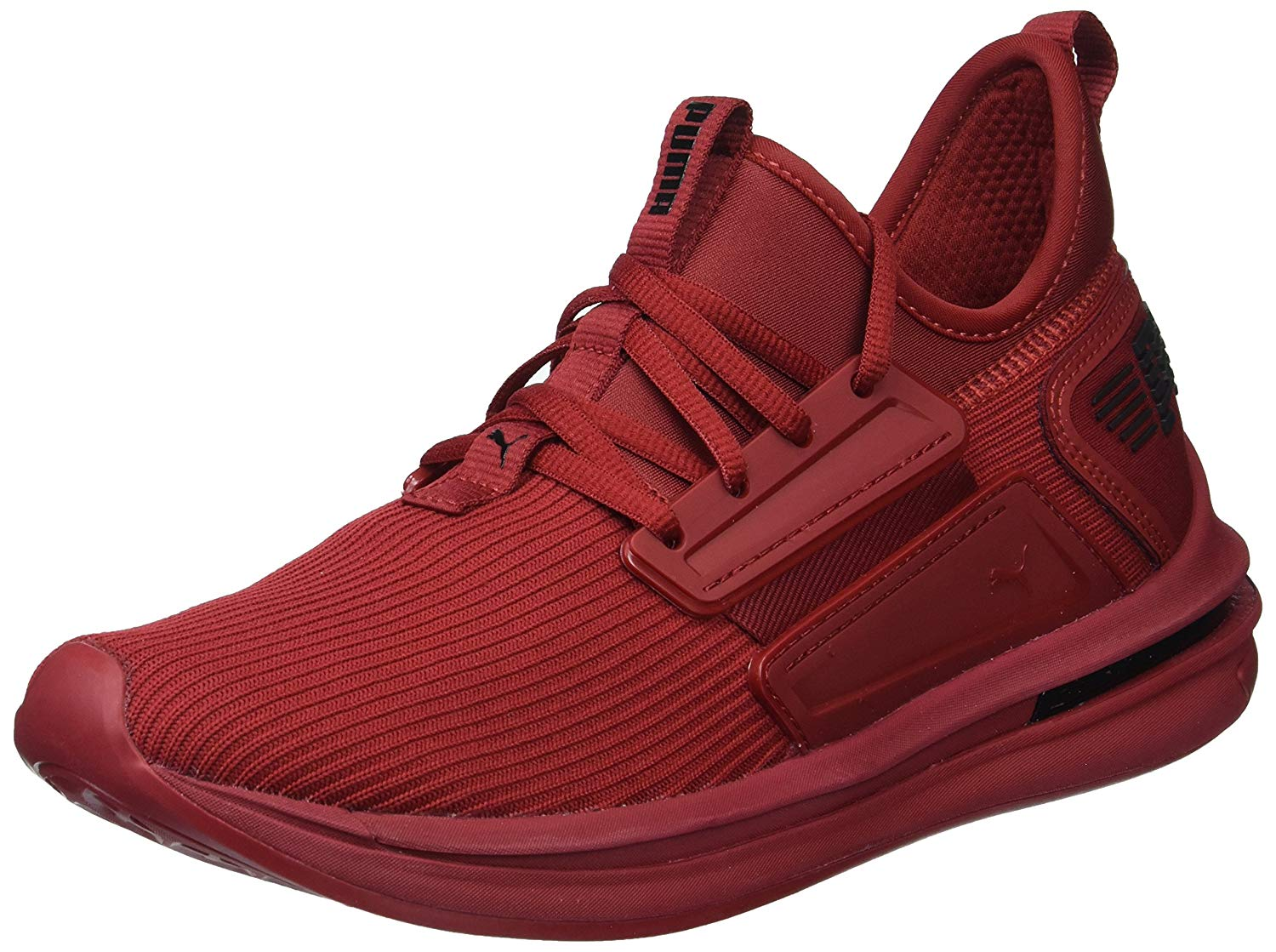 PUMA Mens ignite limitless sr Low Top Lace Up Trail Running Shoes  54605a9012ce
