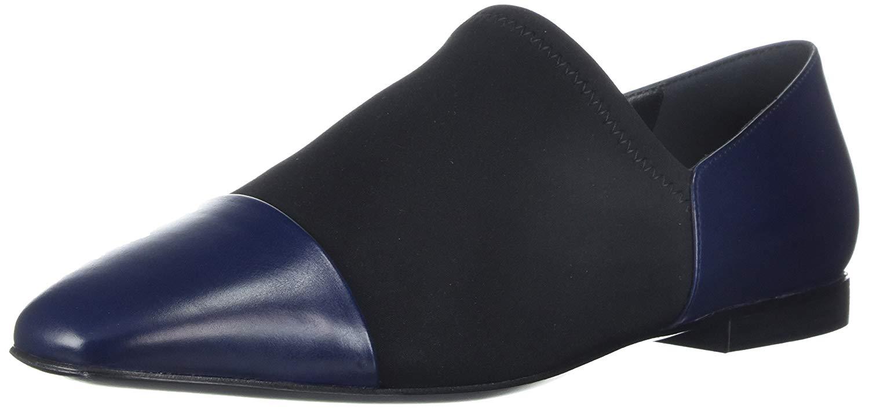 Via Spiga mujeres loafers azul tamaño 6 6 tamaño us 37 UE 5ef837