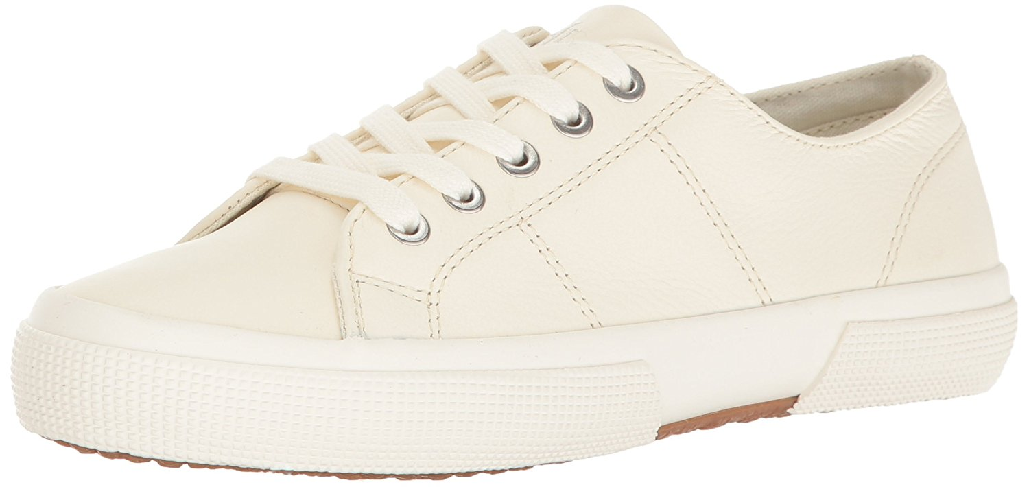 LAUREN by Ralph Lauren Womens Jolie Leather Low Top Lace Up Fashion Sneakers