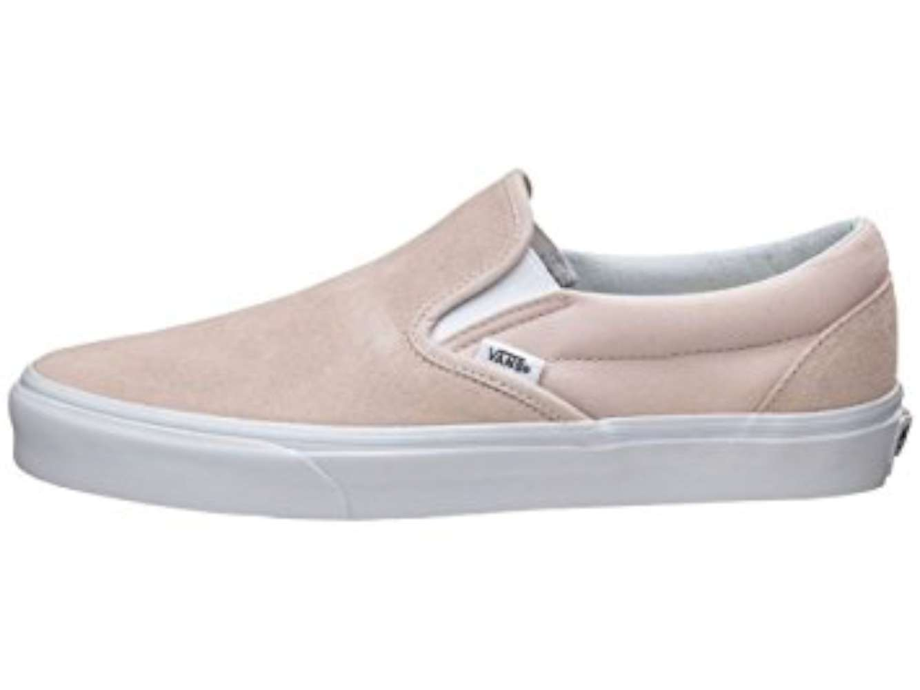 Vans Womens Asher (Perf) Sepi Low Top Slip On Fashion Sneakers rose Size 5.0 c