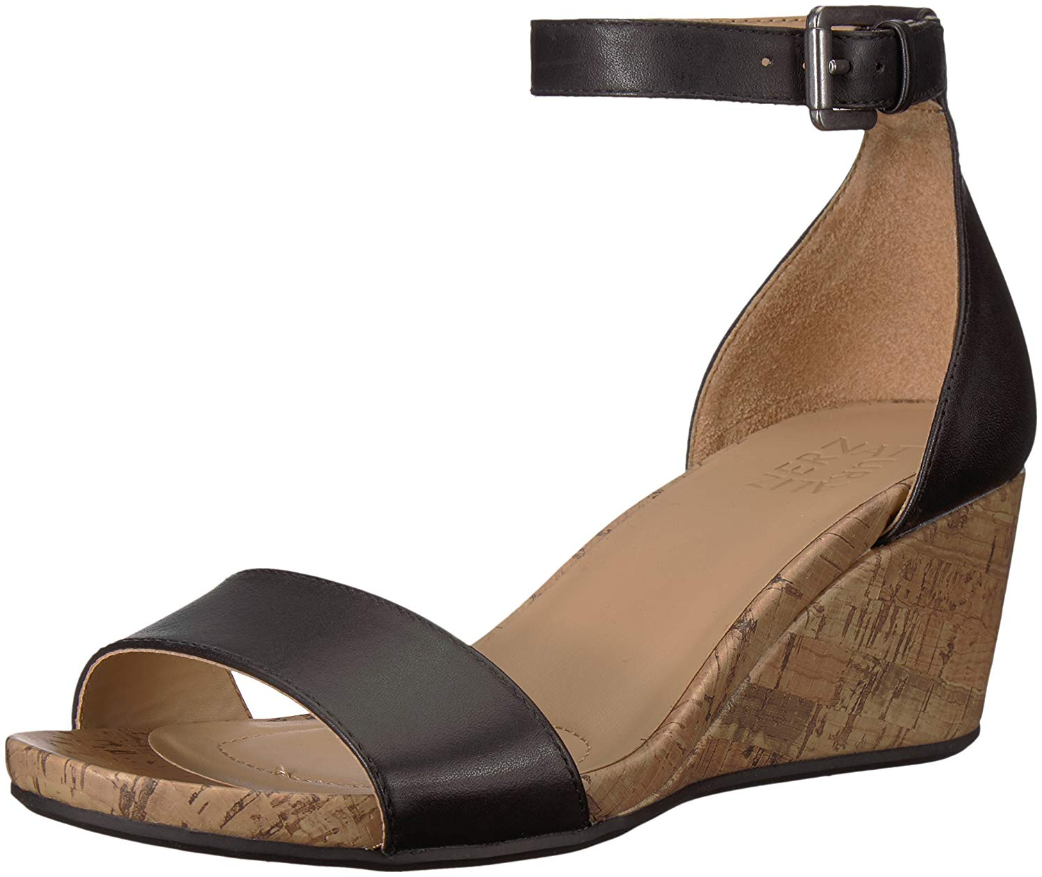 6365fe5953c4 Naturalizer Women s Cami Wedge Sandal