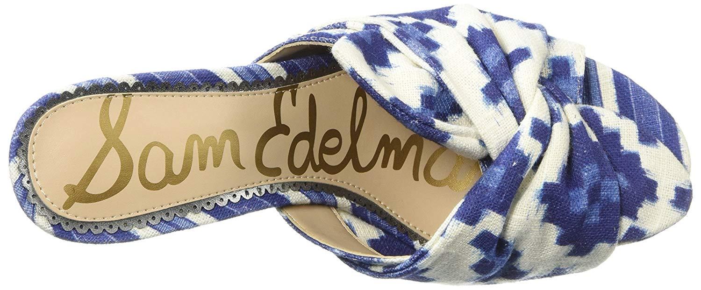 cb00ef582b4 Sam Edelman Women s Oda Heeled Sandal