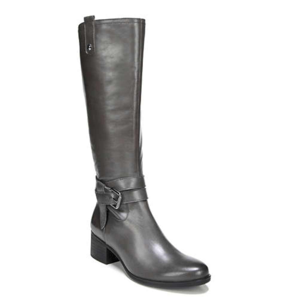 Naturalizer-Womens-Dev-Almond-Toe-Mid-Calf-Fashion-Boots thumbnail 5