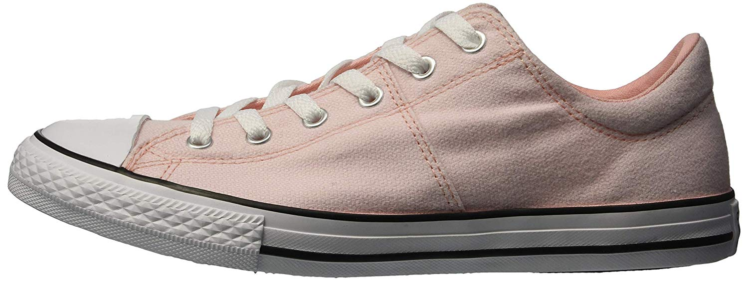 Details about Converse Kids' Chuck Taylor All Star Madison Low Top Sneaker, Pink, Size 4.0 HaE