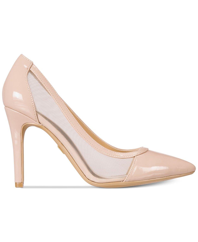Thalia Sodi Donna Donna Donna Natalia Pointed Toe Classic Pumps 72475f