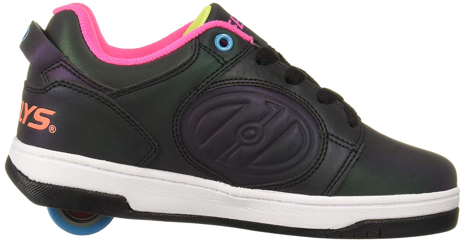 Heelys Unisex Big Kids/' Voyager Grey Tennis Shoe NW//OB