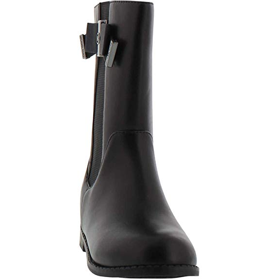 1722d37d26f Details about Kids Michael Kors Girls Emma Valley Knee High Zipper, Black,  Size US 4 M Big Kid