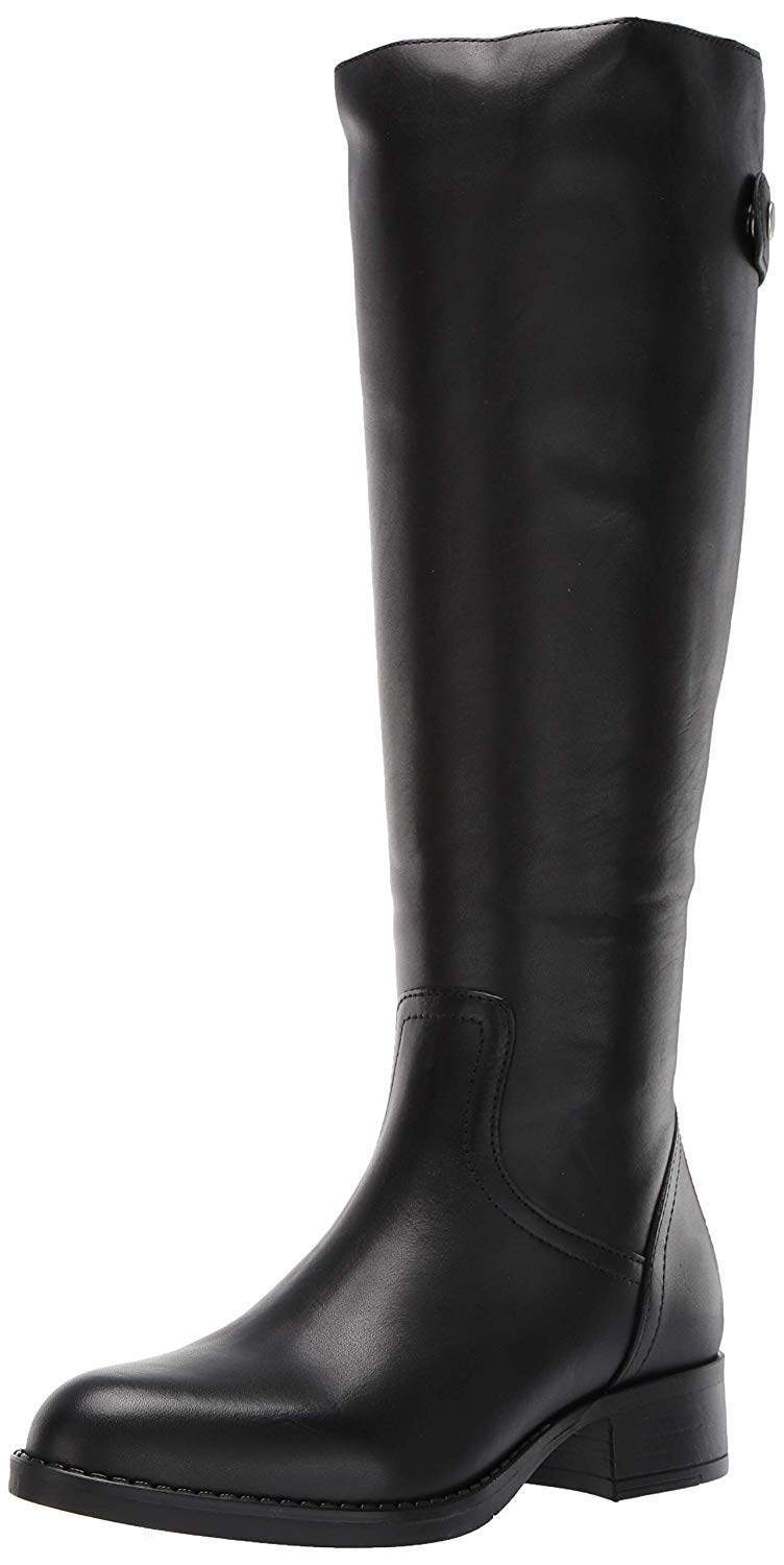 900bdc9e214 Details about Steve Madden Men's Journal Boot Casual, Black Leather, Size  10.0 wFvO
