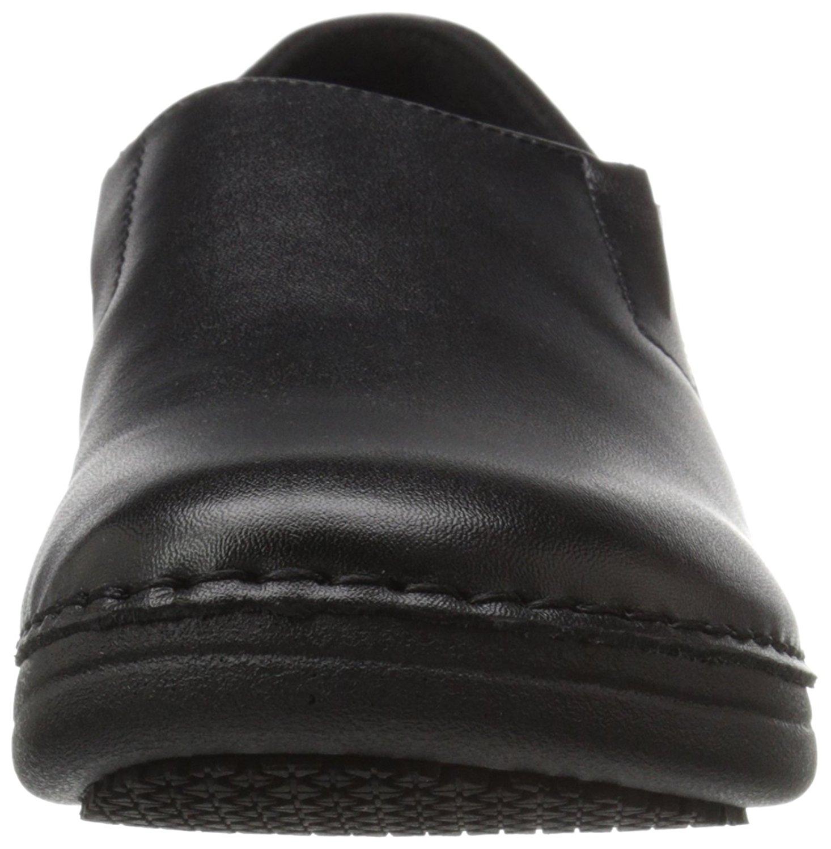 Femmes-Spring-Step-Chaussures-De-Mule-Couleur-Noir-Black-Taille-38-EU-7-US
