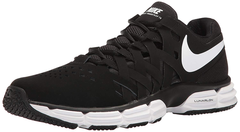 Details about Nike Men's Lunar Fingertrap Trainer Cross, Black, Size 12.0 PV3W