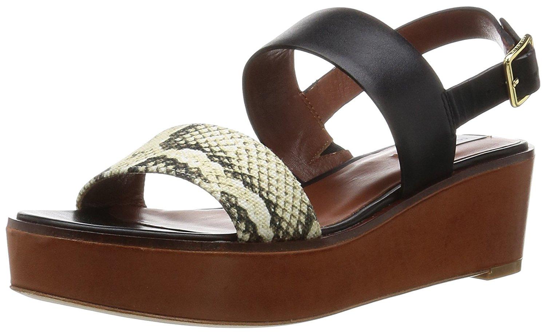 Cole Haan Womens Cambon Platform Dress Sandal MultiColor Size 55