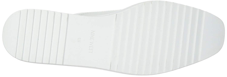 Nine Weiss West Frauen Fashion Sneaker Weiss Nine Groesse 9.5 US /41 EU 1d010a