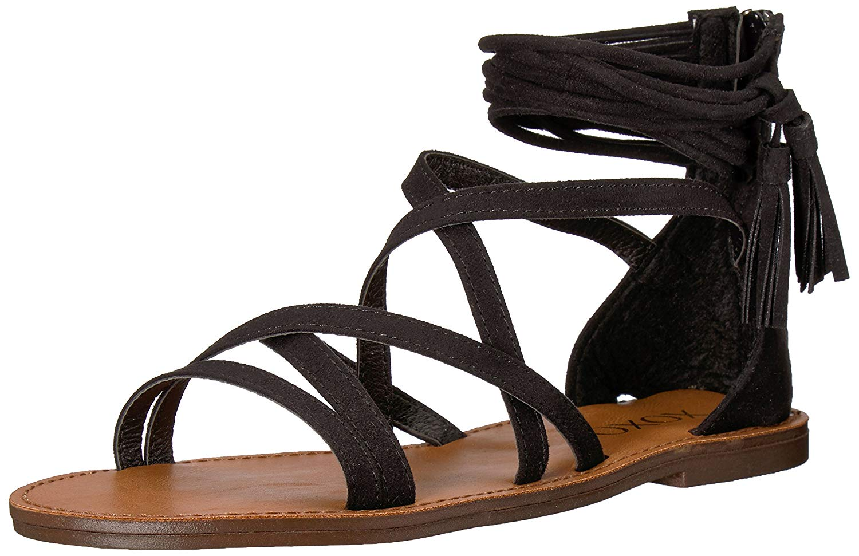 53a35ac5922 XOXO Women s Cierra Flat Sandal
