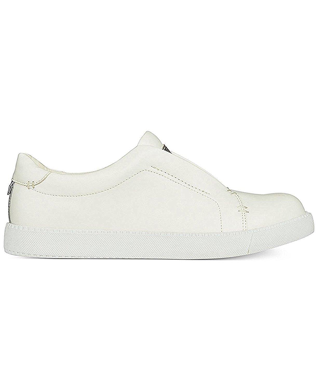 Bar III III III Damenschuhe Hint Niedrig Top Slip On Fashion Sneakers, Weiß, Größe 715e0d