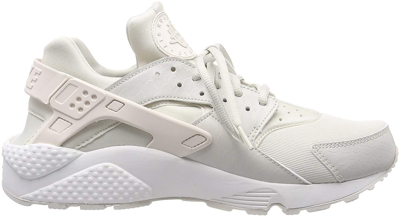 50bf68594883 Nike Womens Air Huarache Run Low Top Lace Up Running Sneaker