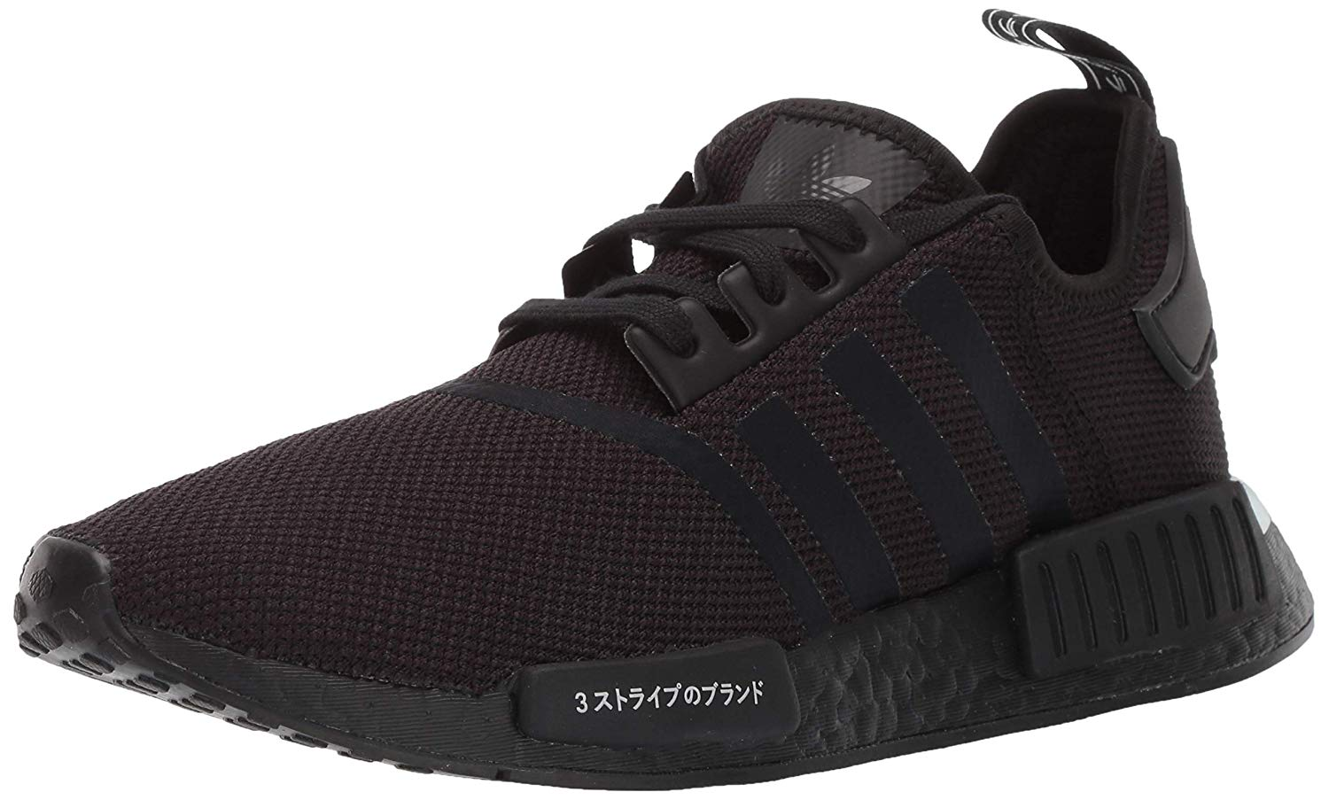info for 25f4b 27765 Details about adidas Originals Men's NMD_r1 Running Shoe,  Black/Black/White, Size 7.5 wGUB
