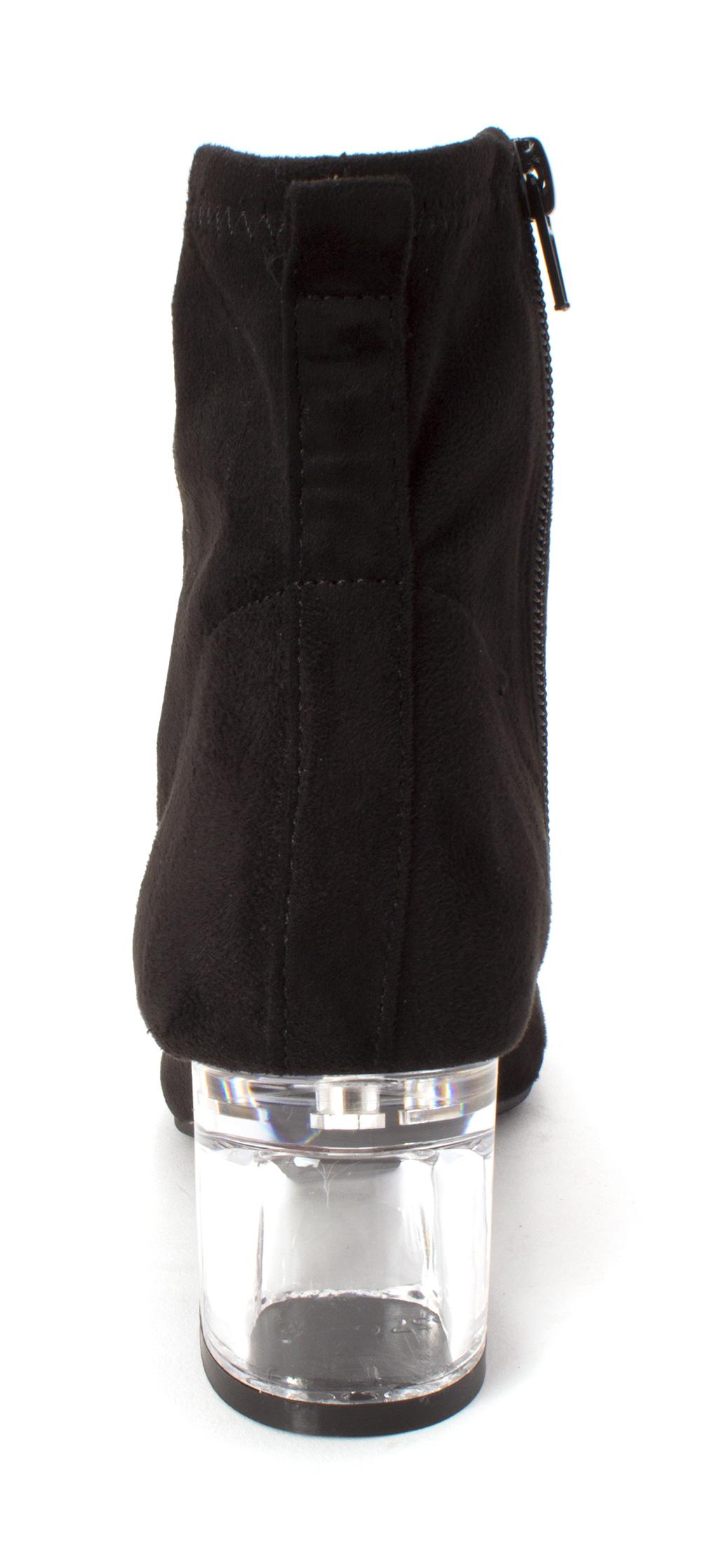 9cb5fb701ae9 Bar III Womens Lacy Closed Toe Ankle Fashion Boots