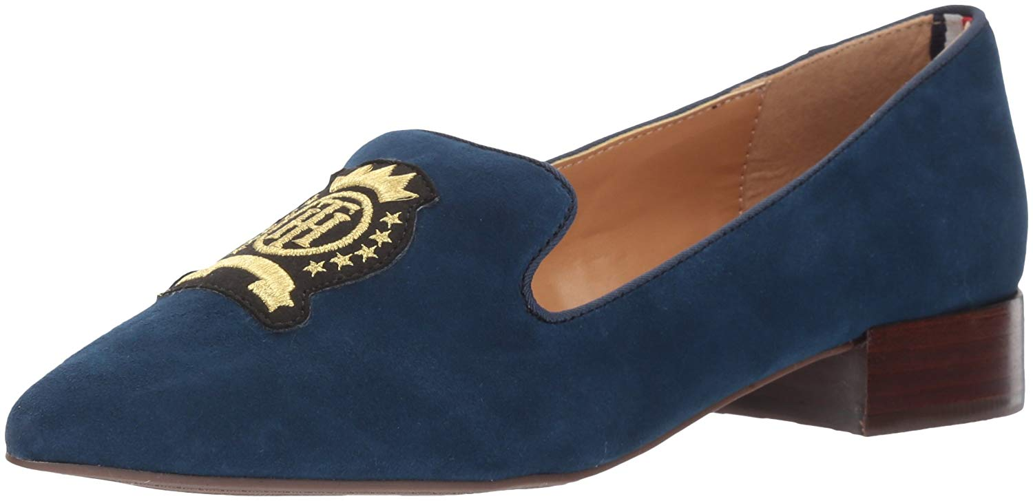 ad5e5eb60c40 Tommy Hilfiger Women s Hansun Driving Style Loafer