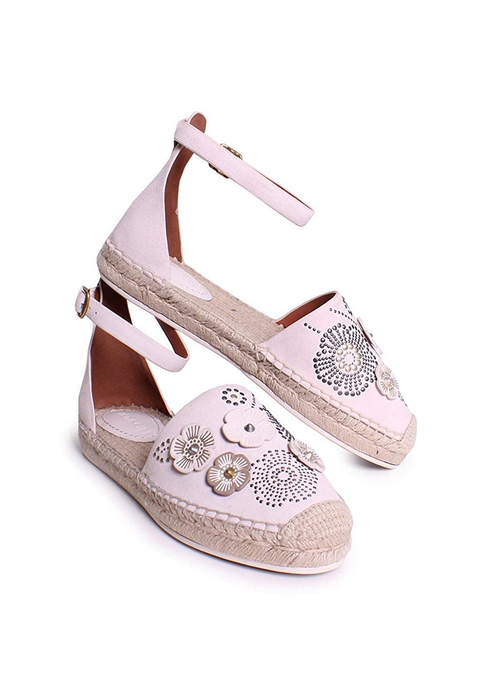 3be09ae11374 Coach Womens Astor Closed Toe Casual Ankle Strap Sandals